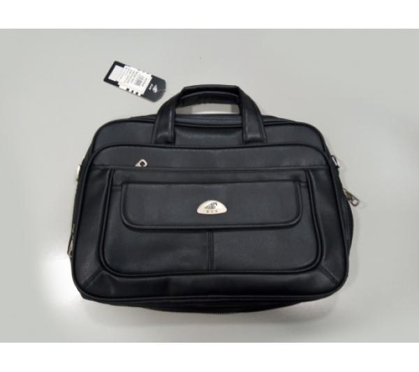 Pasta, maleta, bolsa executiva preta KVN - 1