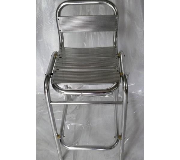Cadeira de aço inox - 1