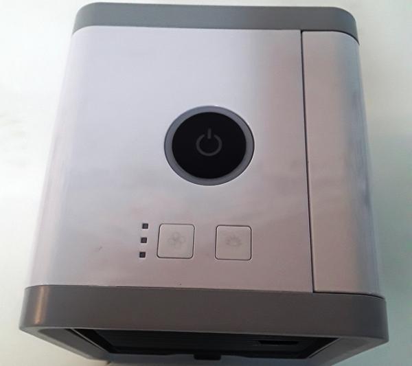 Mini umidificador climatizador portátil cool down - 1