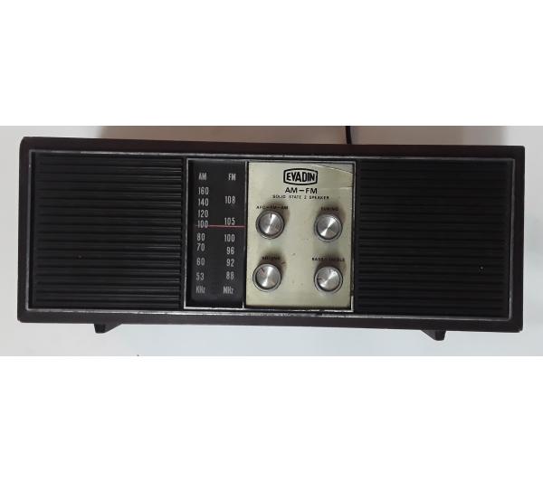 Rádio evadin RC 603 - 1