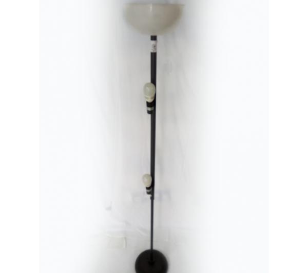Luminária de chão c/ 2 lâmpadas - 1