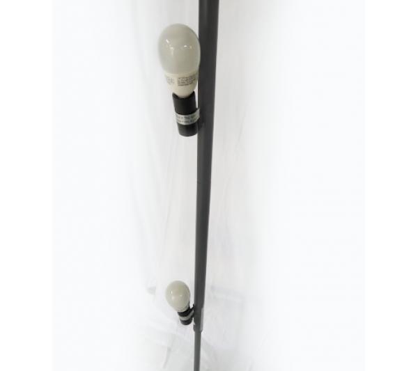 Luminária de chão c/ 2 lâmpadas - 2