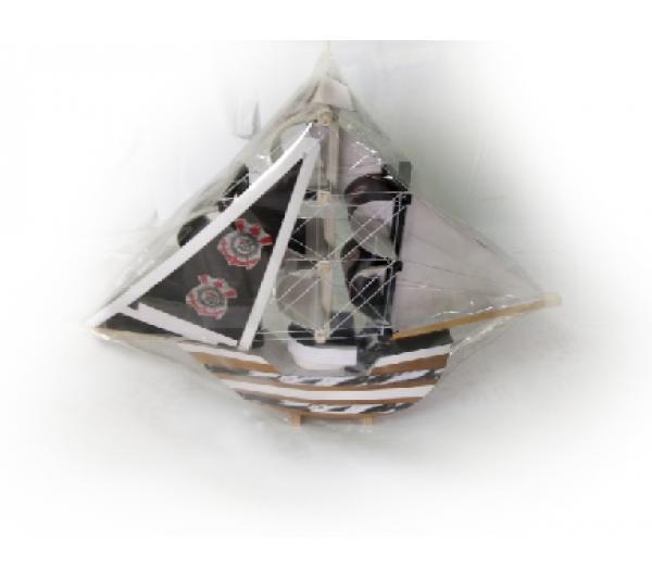 Barco artesanal corinthians - 1