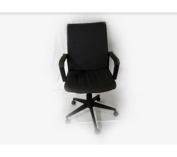 Cadeira executiva tecido - 1
