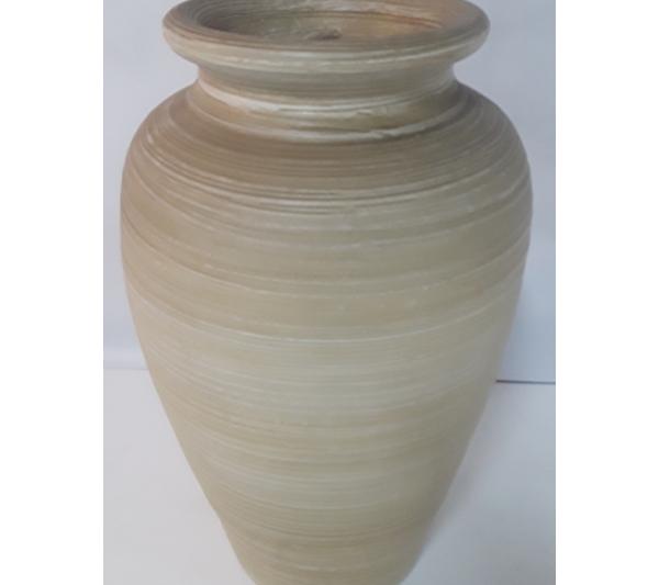 Vaso cerâmica p/ plantas - 1