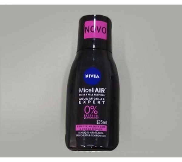 Água micelar nívea expert 125ml - 2